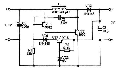 电路 电路图 电子 原理图 489_294