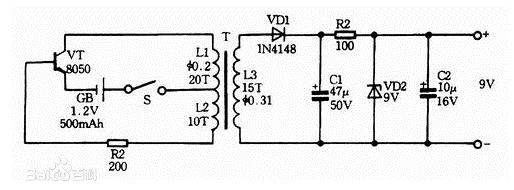 电路 电路图 电子 原理图 514_190