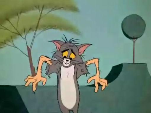 这个画风的猫和老鼠是哪个版本?
