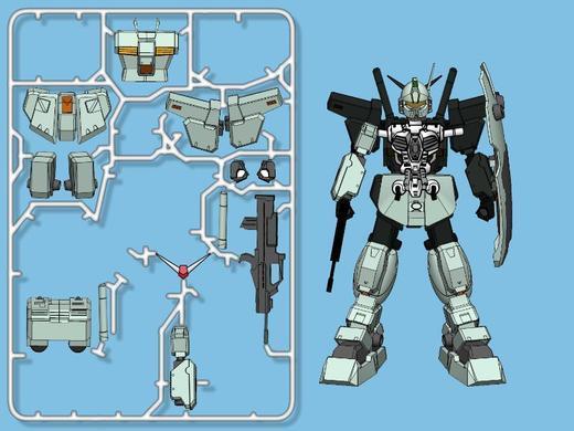 贝贝游戏机器人衹b*_组装机器人的介绍