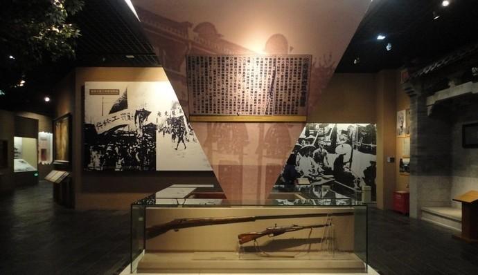 深圳博物馆的历史沿革半圆形办公室平面设计图片