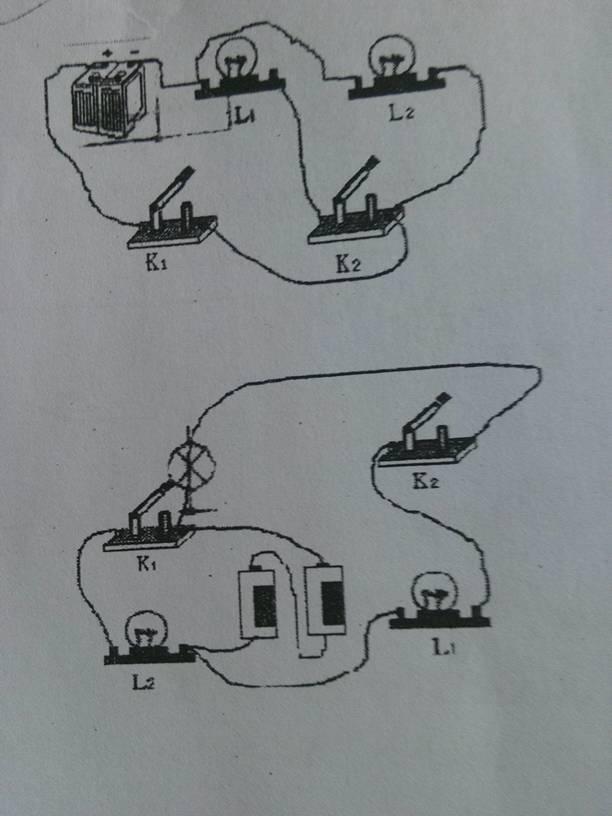 物理画电路图.