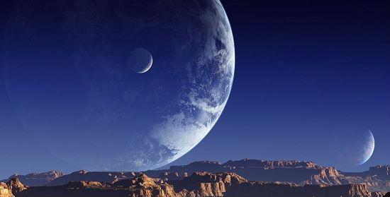 月亮背面的样子,最先描述出来的是哪国人?是如何做到的呢?图片