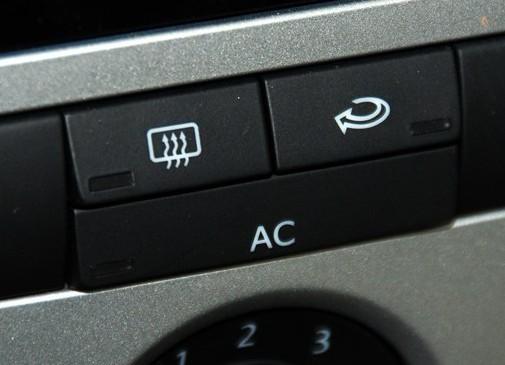 大众汽车空调使用说明