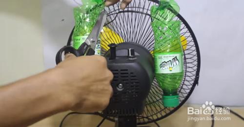 如何用塑料瓶在家制造空调
