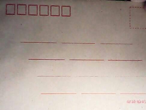 信封的格式.图片