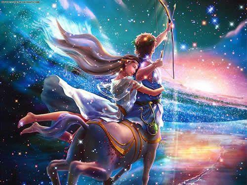 羊角座(谁最恋爱和射手契合座谈)和每个射手的星座适合度爱情鱼摩羯座图片