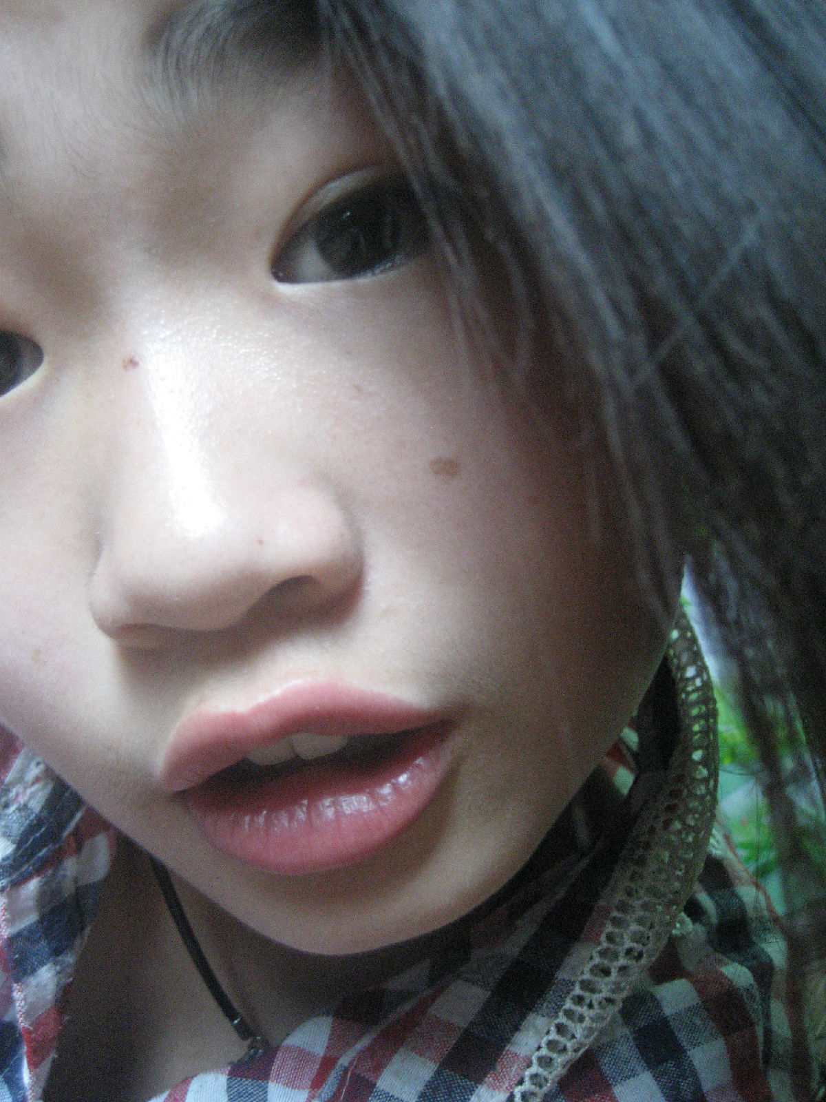 非主流可爱女生照片
