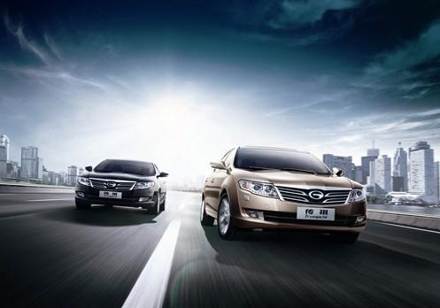 广汽传祺是是国产汽车品牌.