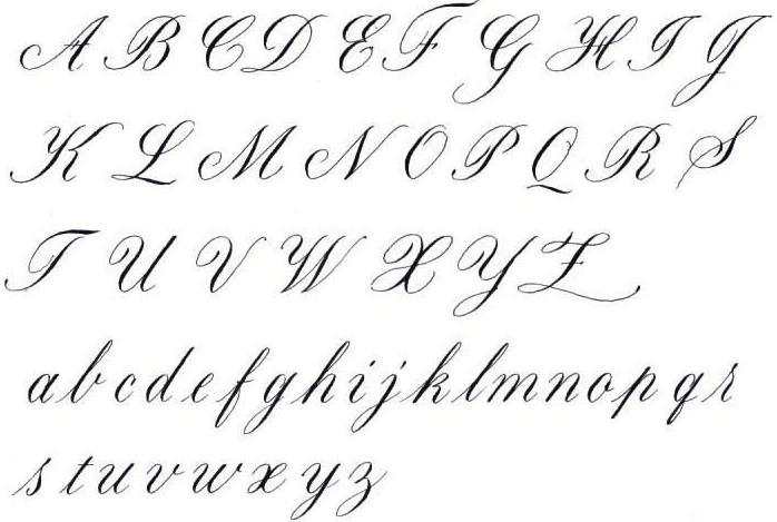 求xzj好看的字母写法 不要方法只要答案给我复制就行图片