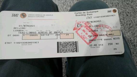 春至海南的机票_这是飞往哪里的机票?