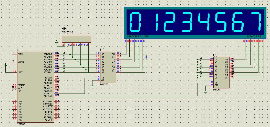 单片机proteus仿真复位电路问题,按键无法复位