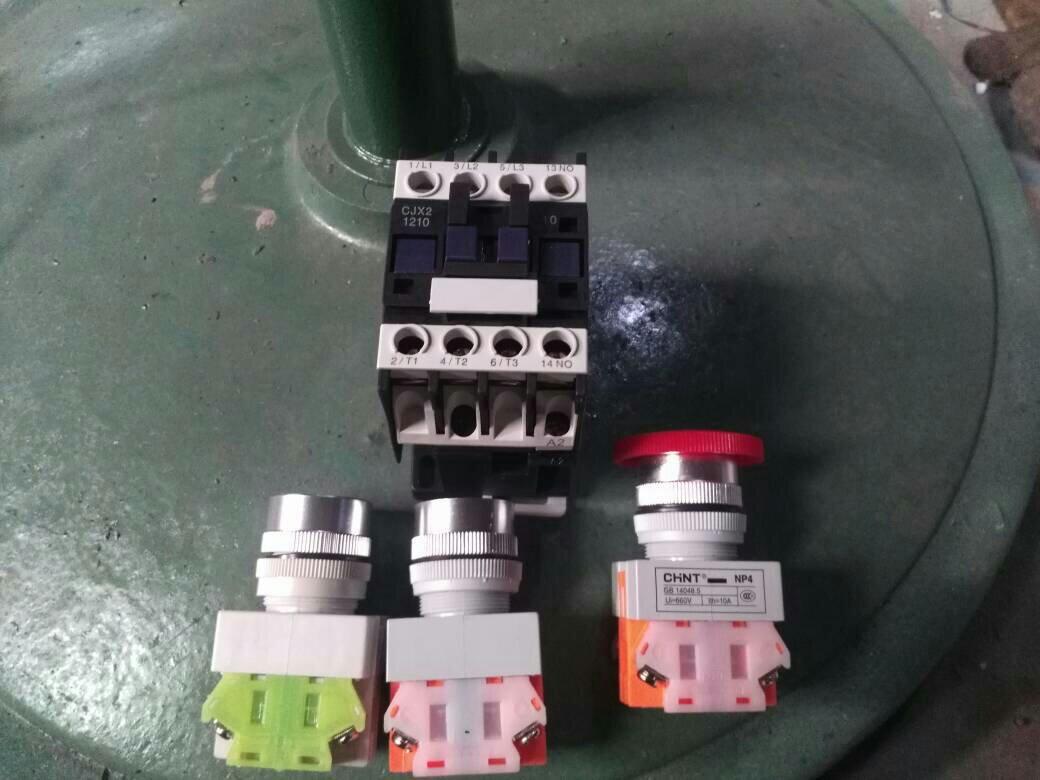 正泰接触器正泰cjx2-1210380v接触器接线图.