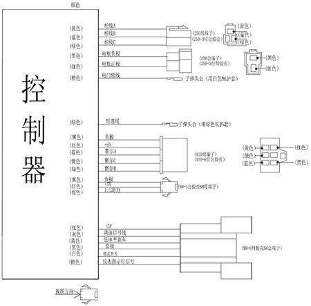 高标控制器怎么接线图