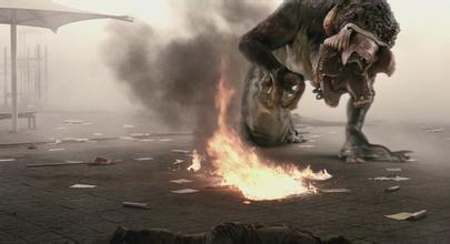 韩国电影长角有6半嘴的怪鱼吃人叫搜狗电影电影票图片