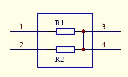 高中物理电路图题