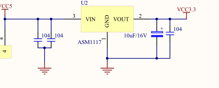 5v转3.3v电路如何设计