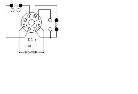 st3pf时间继电器的接线图