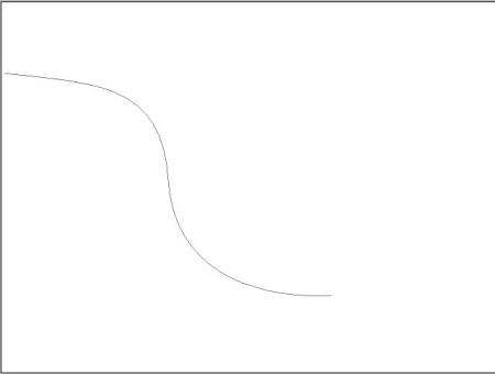 2,用钢笔工具勾出路径.图片