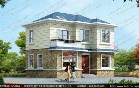 求南方农村80方自建房设计图纸