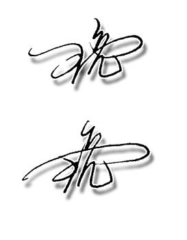 麻煩幫我設計下簽名 王亮 萬分感謝(百度上看到你幫別人設計簽名的超圖片
