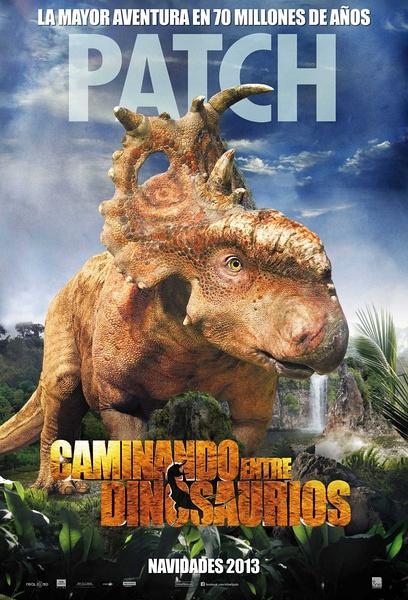 与恐龙同行 walking with dinosaurs 3d (2013)图片