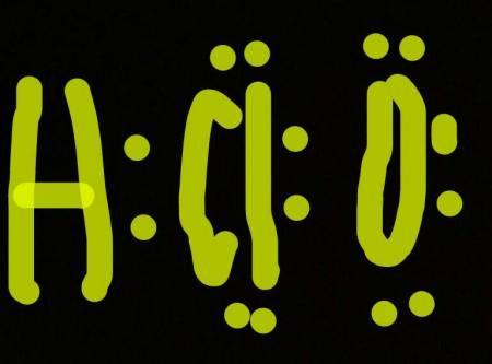 hclo电子式图片