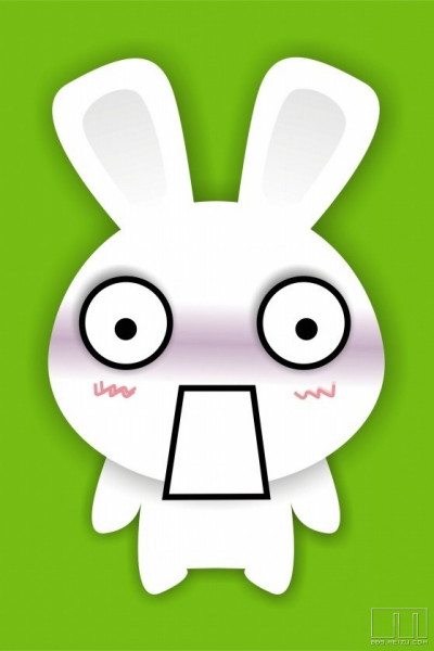 兔子全集图片_超萌可爱卡通小兔子表情