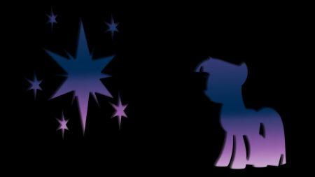 小马宝莉中紫悦的可爱标志,要图片,只要可爱标志!