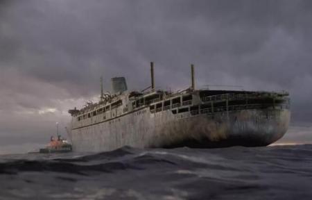 《幽灵船》这部电影没太看懂.帮忙解读一下.