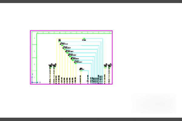 CAD用视频画图及教学画图太极大八法布局视频教学布局图片