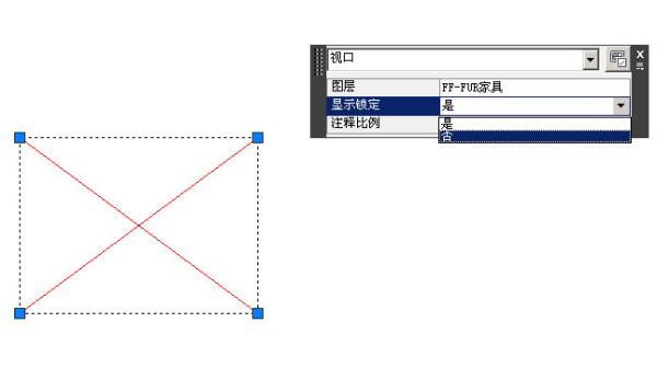 CAD在布局中把指定模型部分(在模型中已用cad人画图片