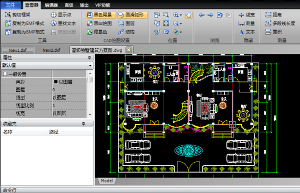 将多张CAD图纸文件导出裁剪,并合并为其进行图纸皮裤怎么图片