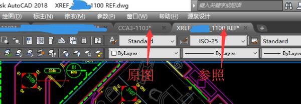 CAD图纸回去外部参照看源文件后弄打开单元泊湾临沂图纸a6户2号楼澜西图片