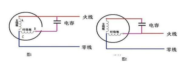水泵電容怎么接