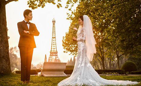 伯爵钟爱一生全球旅拍婚纱摄影