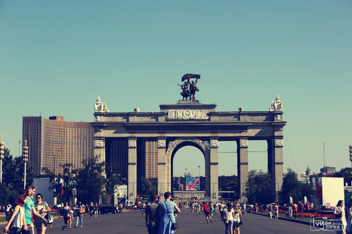 莫斯科 圣彼得堡旅游攻略图片72