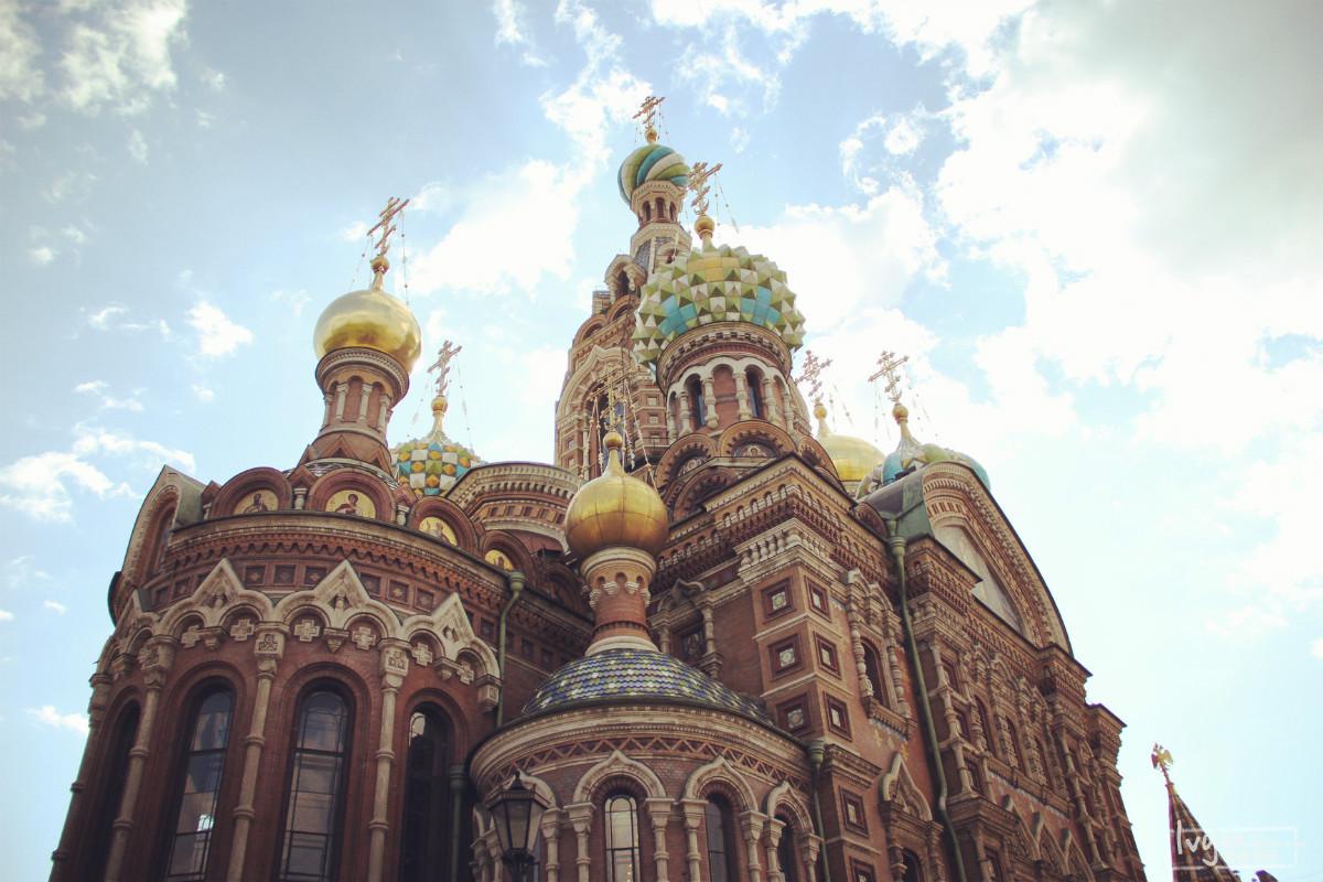 莫斯科 圣彼得堡旅游攻略图片21