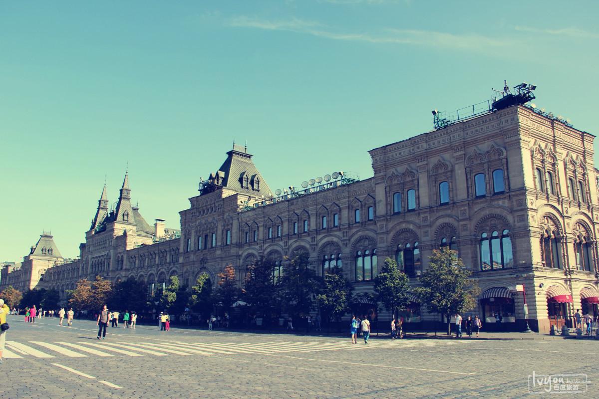 莫斯科 圣彼得堡旅游攻略图片50