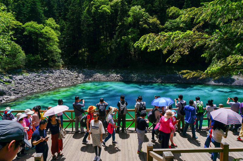 3 Days JiuZhaiGou Day Tour from ChengDu