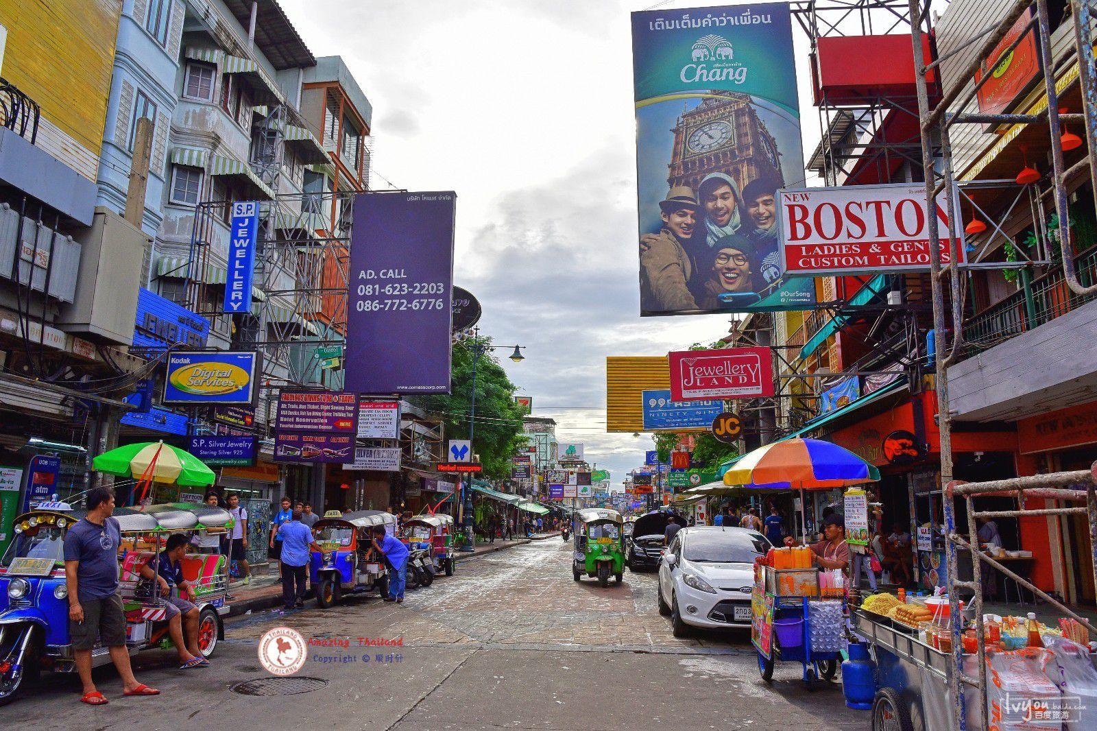 曼谷旅游攻略图片5