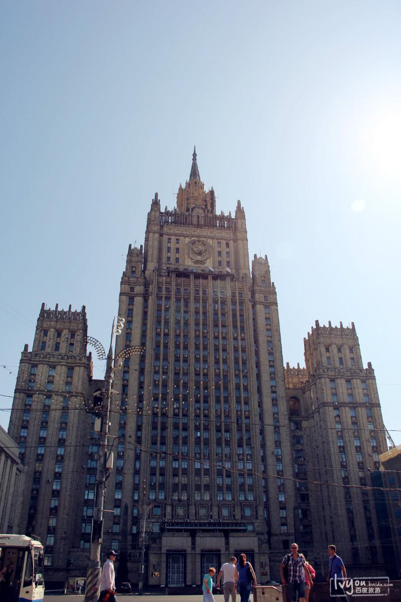 莫斯科 圣彼得堡旅游攻略图片77