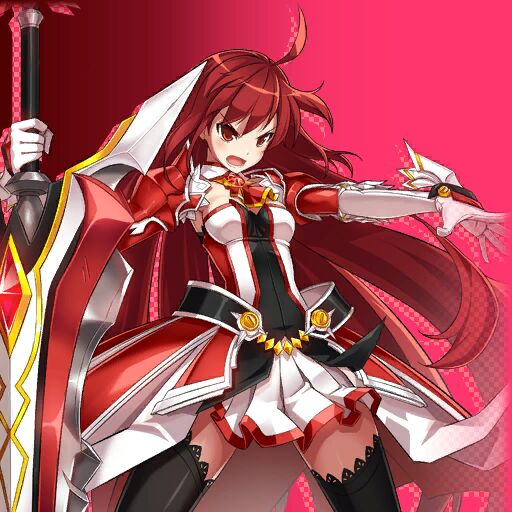 求几张艾尔之光艾丽希斯和转职帝剑骑士的图片,下午能进来