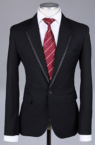 结婚领带颜色_黑色西服粉色衬衣配什么颜色领带好看,黑白斜纹的好看吗 ...