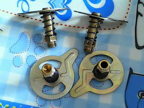 液化气灶的装配图_燃气灶改装成天然气灶换了那些零部件?_百度知道