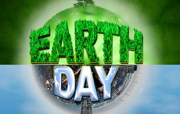 关于世界地球日的主题
