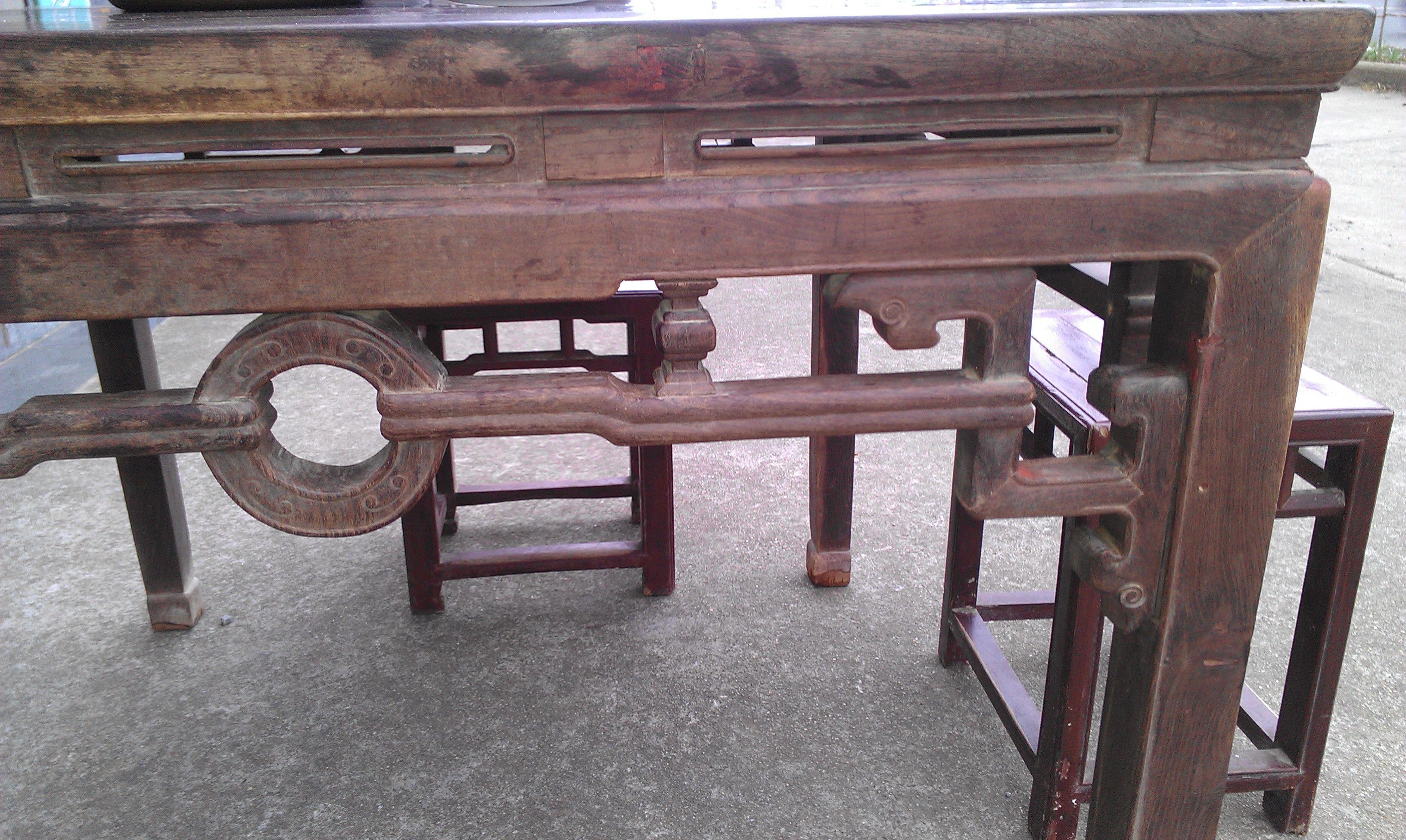八仙花价格_黄花梨木方桌 八仙桌。求解,这是什么木质什么年代的什么桌子 ...
