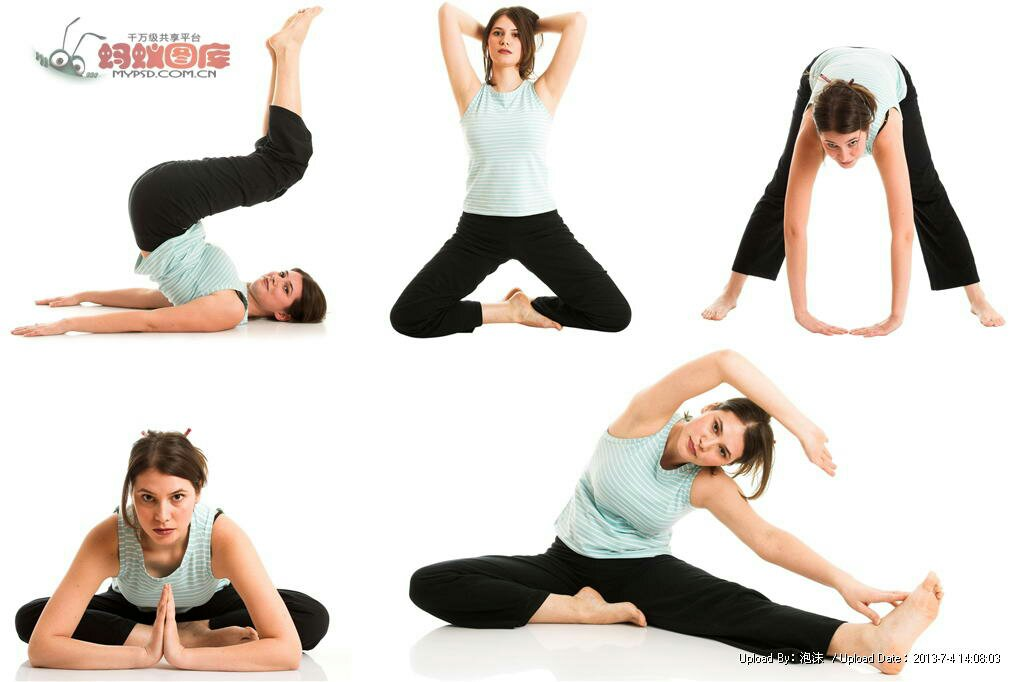 减肥瑜伽_求瑜伽减肥瘦身动作!有图片最好了!谢谢!_百度知道
