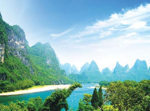 中国十大名胜景点_中国十大旅游景点排名_百度知道