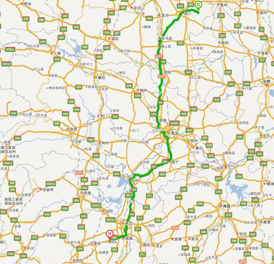 郸城地图高清全图